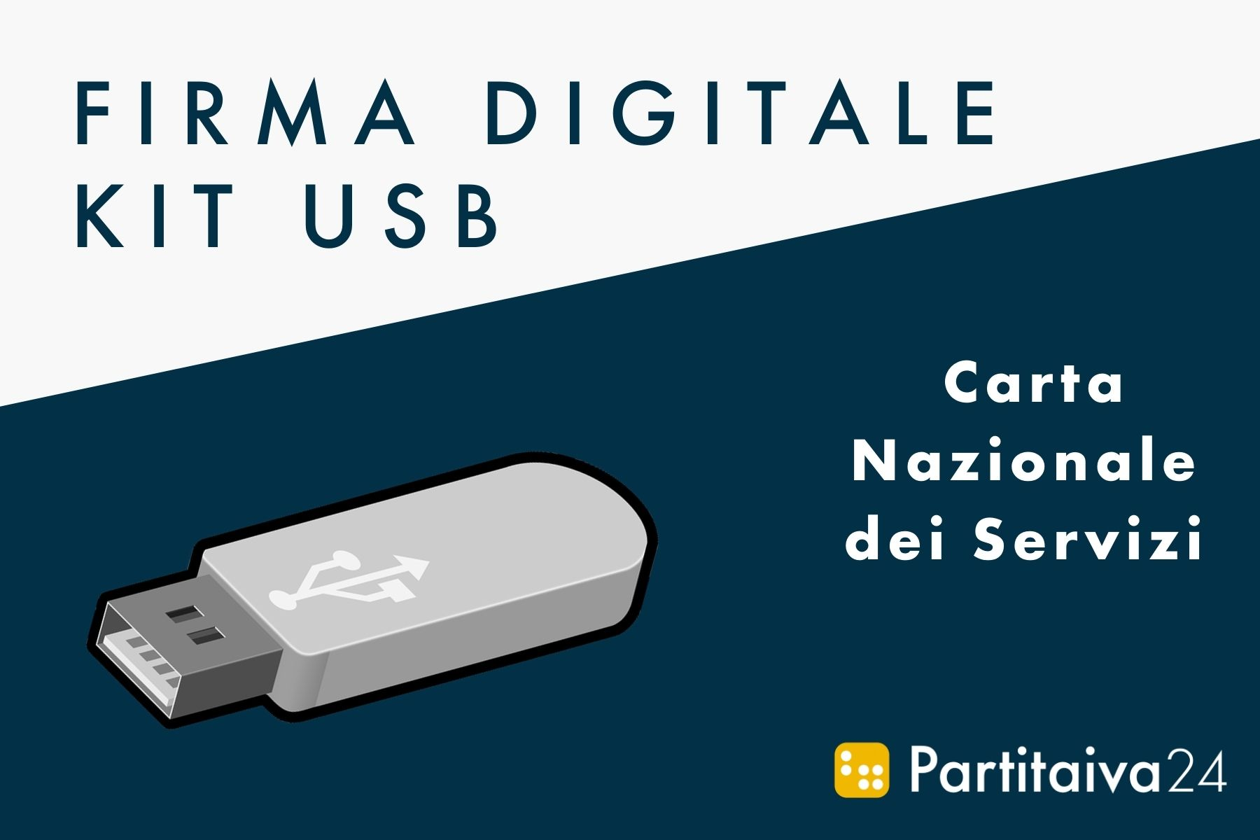 Firma digitale USB