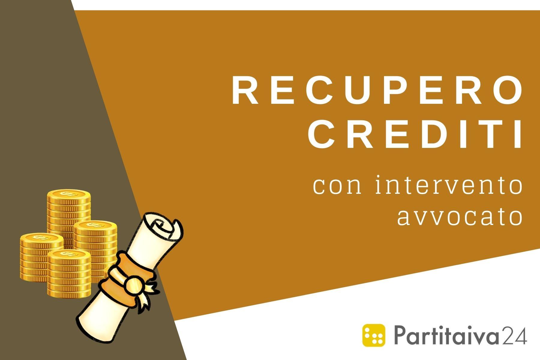 Recupero crediti online - fatture insolute